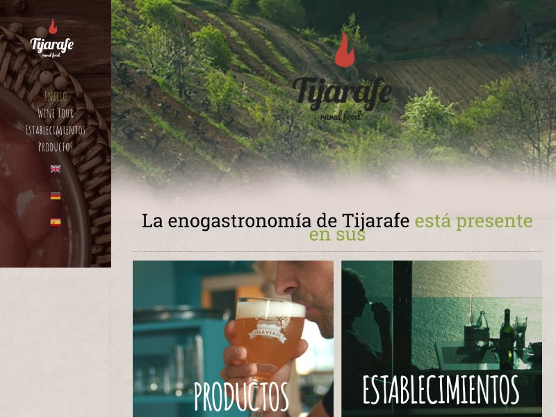 Tijarafe RuralFood