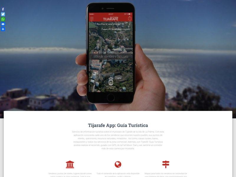 Tijarafe App